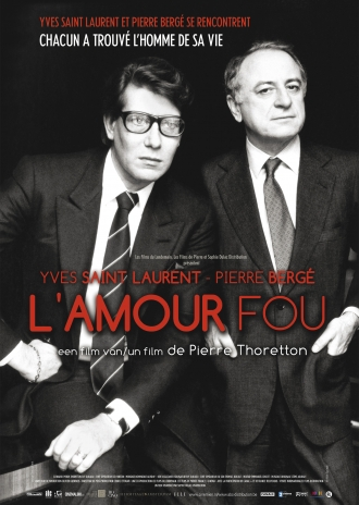 Yves Saint Laurent: L'amour Fou poster