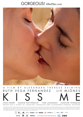 Kiss Me poster