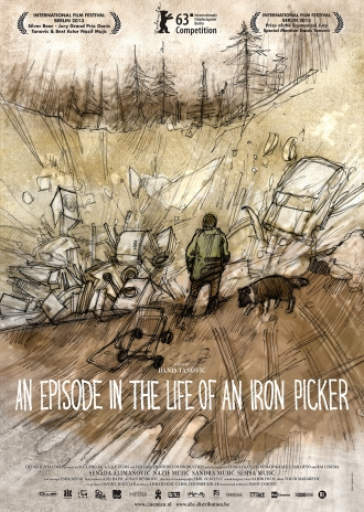 An Episode In The Life Of An Iron Picker poster